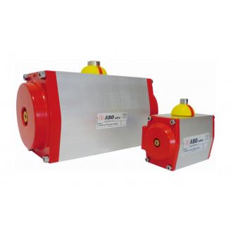 Пневмопривід ABO valve 95-GTW RM.255x90.K4