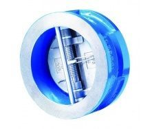 Зворотний клапан ABO valve 700 двостулковий PN 16 DN 50