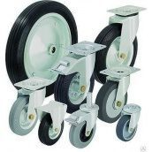 Колеса і ролики сталеві 1100 кг