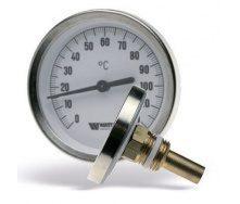 Термометр биметаллический Watts T63/50 F+R801 (0301040)