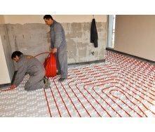 Установка системи тепла підлога в Дніпропетровську і області
