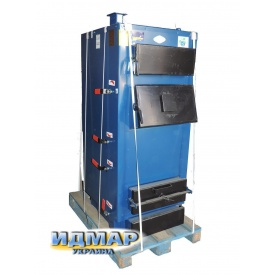 Котел твердопаливний Ідмар тип РК-1 65 кВт
