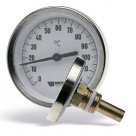 Термометр біметалічний Watts T63/50 F+R801 (0301040)