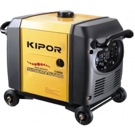 Цифровой генератор Kipor IG3000 2,8 кВт 68х43х49 см