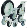 Колеса и ролики стальные 1100 кг