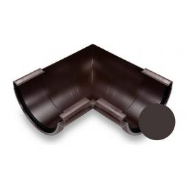 Кут зовнішній 90 градусів Galeco PVC 90/50 90х154 мм темно-коричневий