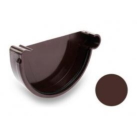 Заглушка права Galeco PVC 130 132 мм шоколадно-коричневий