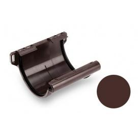 Муфта ринви Galeco PVC 130 132х150 мм шоколадно-коричневий