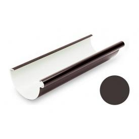 Ринва водостічна Galeco PVC 150/100 148х4000 мм темно-коричневий