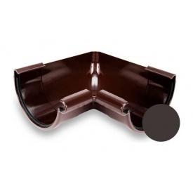 Кут зовнішній 90 градусів Galeco PVC 150/100 148х242 мм темно-коричневий