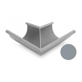 Кут внутрішній 90 градусів Galeco PVC 180/125 183х330 мм світло-сірий