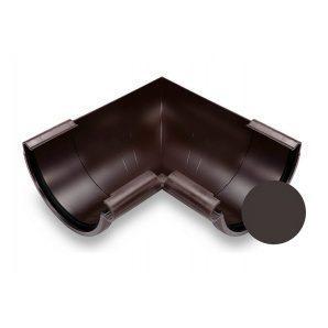 Угол внешний 90 градусов Galeco PVC 90/50 90х154 мм темно-коричневый