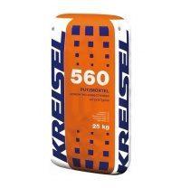 Штукатурка KREISEL Putzmortel 560 25 кг