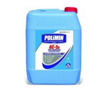 Грунтовка Polimin Грунт-антисептик АС-5а 10 л