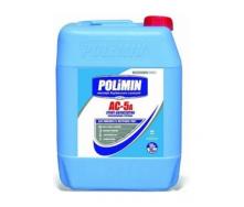 Грунтовка Polimin Грунт-антисептик АС-5а 5 л