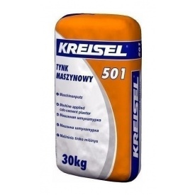 Штукатурка KREISEL Kalkzement-maschinenputz 501 25 кг