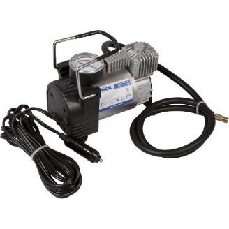 Мини-компрессор автомобильный 81-110 с автостопом 12 В