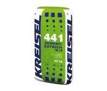 Стяжка KREISEL Zement-Estrich M-15 441 25 кг