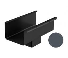 Воронка Galeco STAL 2 125/80 80х125 мм графитовый