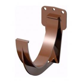 Кронштейн желоба ТехноНИКОЛЬ 125 мм коричневый
