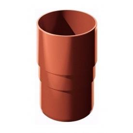 Муфта труби ТехноНІКОЛЬ 82 мм червоний