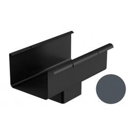 Лійка Galeco STAL 2 125/80 80х125 мм графітовий