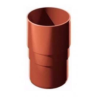 Муфта трубы ТехноНИКОЛЬ 82 мм красный