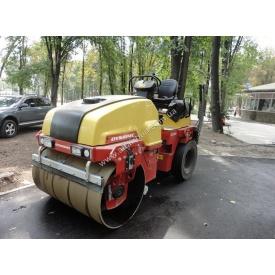 Аренда катка дорожного Dynapac 4,5 т