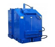 Твердотопливный котел Идмар KW-GSN 250 кВт сталь 186х130х165 см синий