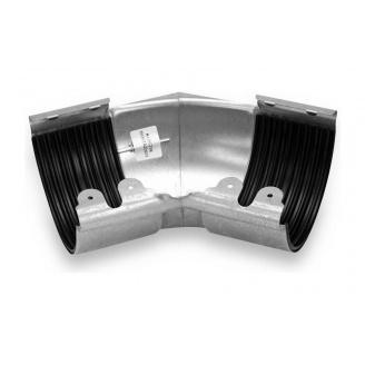 Кут внутрішній 135 градусів Galeco LUXOCYNK 135/100 132 мм срібний