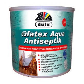 Антисептик Dufa Dufatex Aqua Antiseptik 0,75 л дуб
