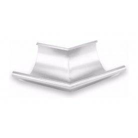 Кут внутрішній 135 градусів Galeco LUXOCYNK 150/120 153 мм срібний