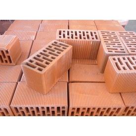 Подвійний керамический кирпич 2НФ М100