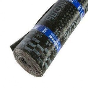 Матеріал покрівельний ТехноНІКОЛЬ Уніфлекс ЕКП сланець 3,8 мм 10х1 м сірий