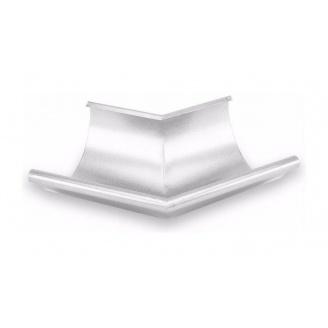 Кут внутрішній 90 градусів Galeco LUXOCYNK 150/120 153 мм срібний