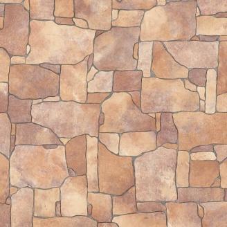 Линолеум Алекс-3 Luxe 042-1 коричневый
