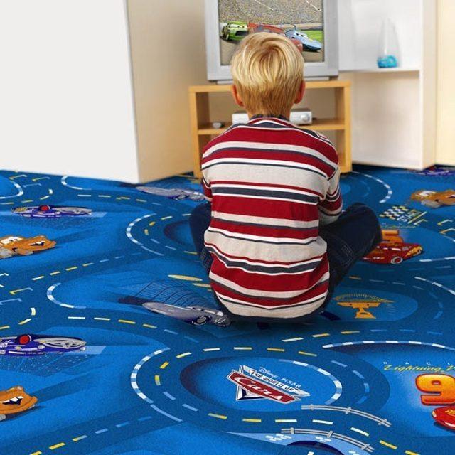 Підлогові покриття для дитячих кімнат