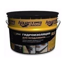 Мастика ТехноНІКОЛЬ AquaMast бітумна УКР 10 кг