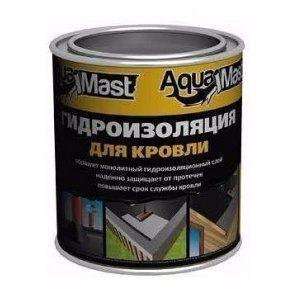 Мастика ТехноНІКОЛЬ AquaMast бітумно-гумова РБ 3 кг