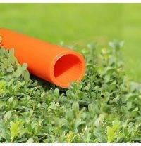 Труба Планета Пластик защитная полиэтиленовая 4х50 мм