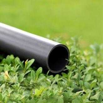 Труба Планета Пластик СЛ поліетиленова технічна 110х4,3 мм