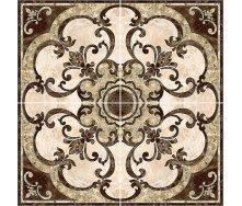 Декор-панно Inter Cerama EMPERADOR 86x86 см коричневый