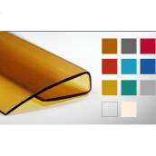 Торцевой профиль Кайлас-СМ 2,1 м коричневый