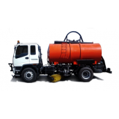 Послуги поливомийної машини з водою
