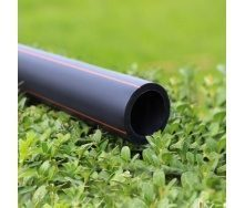 Труба Планета Пластик SDR 17,6 поліетиленова для газопостачання 10,3х180 мм