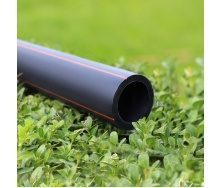 Труба Планета Пластик SDR 11 поліетиленова для газопостачання 4,6х50 мм