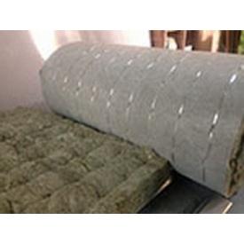 Мат минераловатный М100 прошивной со стеклохолстом 500х500х100 мм