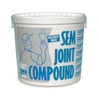 Шпаклевка Semin SEM-JOINT COMPОUND финиш-паста 25 кг
