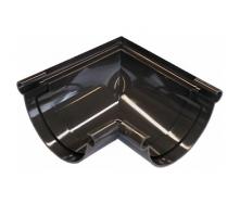 Уголок желоба 90° Scala Plastics внешний