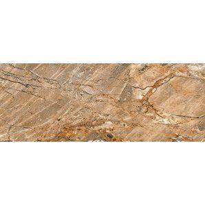 Керамическая плитка Inter Cerama CAESAR для стен 23x60 см коричневый темный